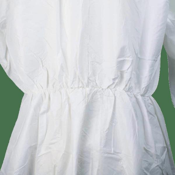 Viren - Chemikalien Einweg-Schutz-Overall Secutex® pro 56 Kat. III Typ 5-B + 6-B