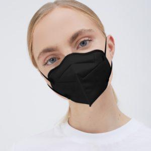 FFP2 Maske Schwarz HJR