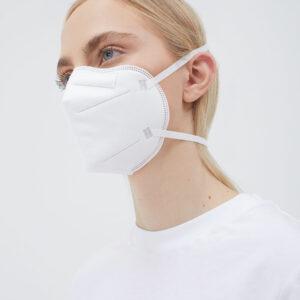 FFP2 Maske mit Kopfband CE + DIN Zertifiziert