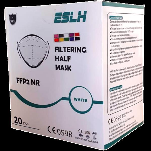 FFP2 Masken Weiß