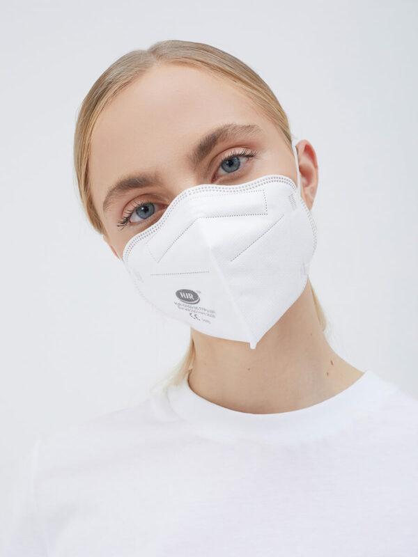 FFP2 Maske Weiss HJR