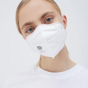 FFP3 Maske Weiss HJR