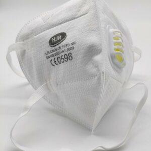 HJR FFP3 Atemuschutzmaske mit Ventil