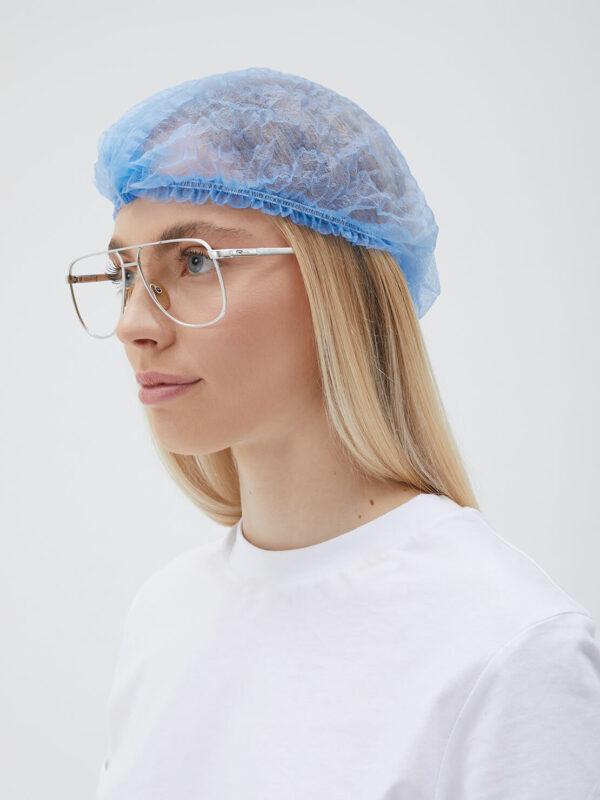 Medizinische Einweg Kopfhaube PSA, Kategorie I