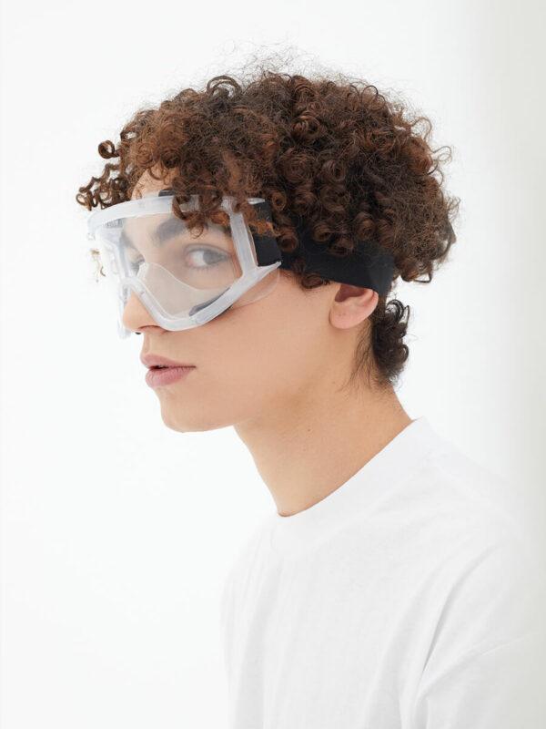 Medizinische Schutzbrille PSA