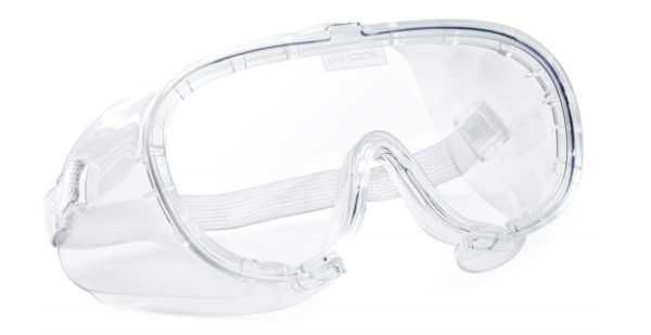 Medizinische Schutzbrille // PSA Überbrille am Arbeitsplatz