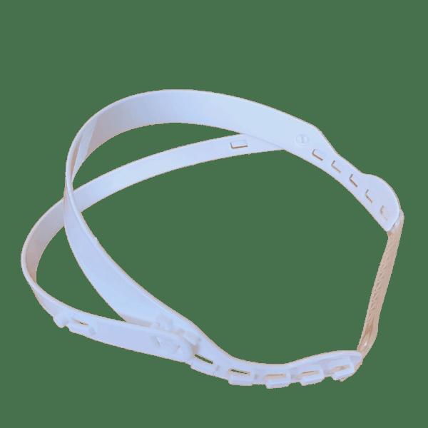 Persönlicher Augenschutz, Face Shield, mit klarem Visier