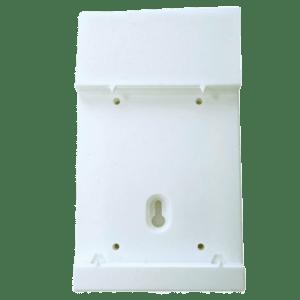 OP Maskenspender mit Wandhalterung, Universal Mundschutz Boxenhalter für Spenderbox